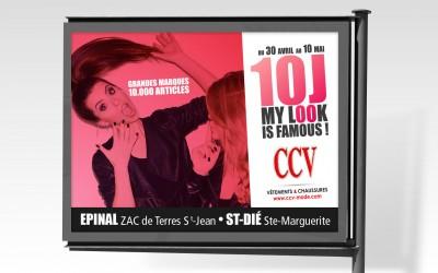 Affiche 4x3 les 10J CCV