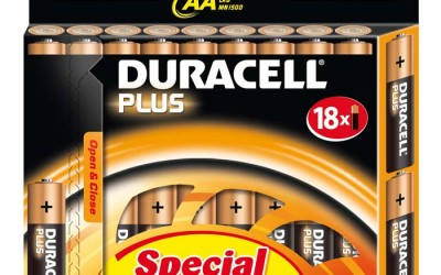 Packaging Duracell