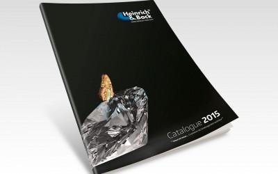 Couverture catalogue Heinrich & Bock