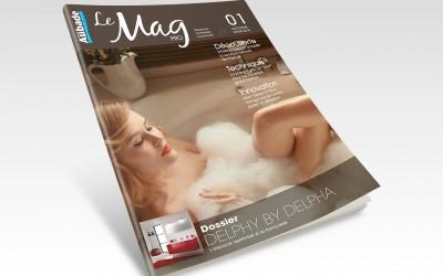 Couverture pour le magazine BtoB Mag Pro