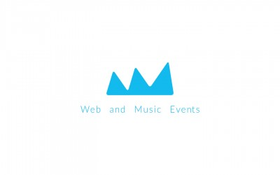 Logo Web and Music Events