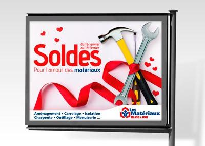 Sélection d'affiches publicitaires