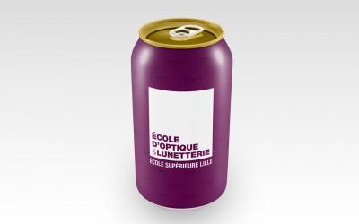 Cannette boisson energétique EOL