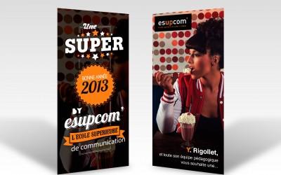 Carte de vœux Esupcom 2013