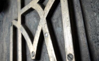 Emblème machine