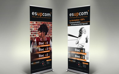 Roll-up Esupcom