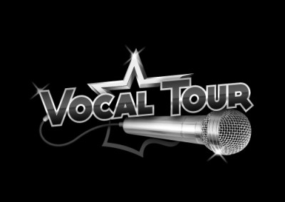 Logotype Vocal Tour