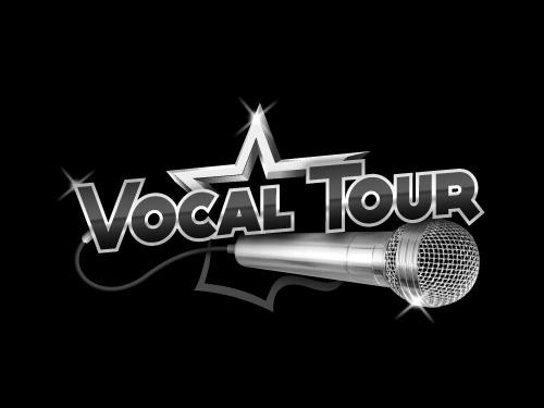 Logotype Vocal Tour
