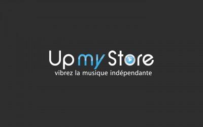 Logo Upmystore