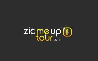 Logo Zicmeup Tour 2012